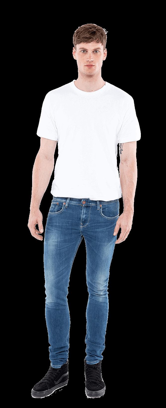 Der Zalando Herren Jeansberater hier geht's zur