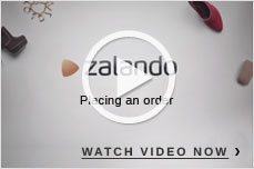 Ordering with Zalando - Product Details
