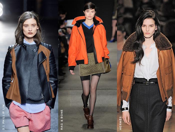 Jacken trends 2015