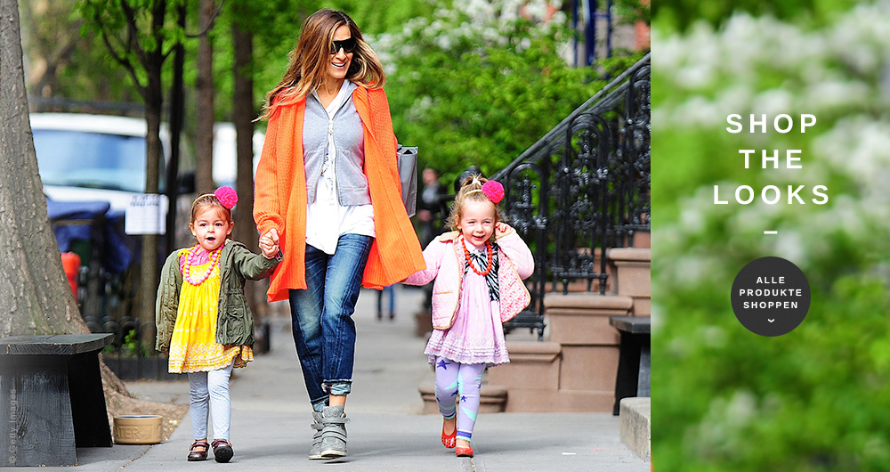 Kleine groß in Mode ? Promi Kids mit Stil