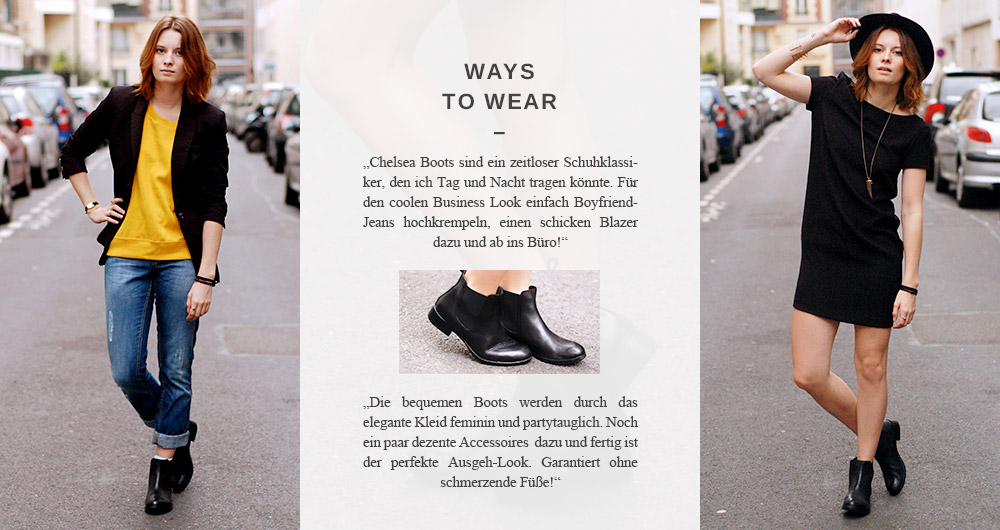 chelsea boots modeklassiker bei zalando entdecken. Black Bedroom Furniture Sets. Home Design Ideas