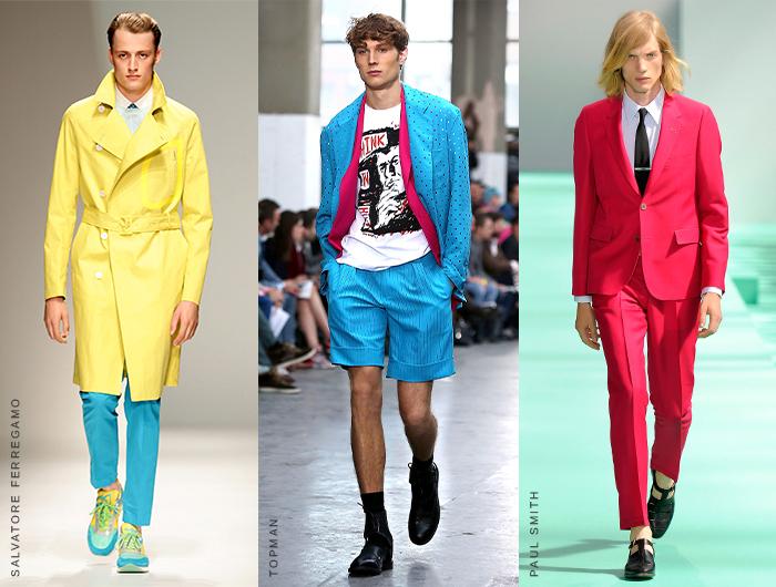 Neon: Knallige Looks für Männer ♂ Trends bei Zalando