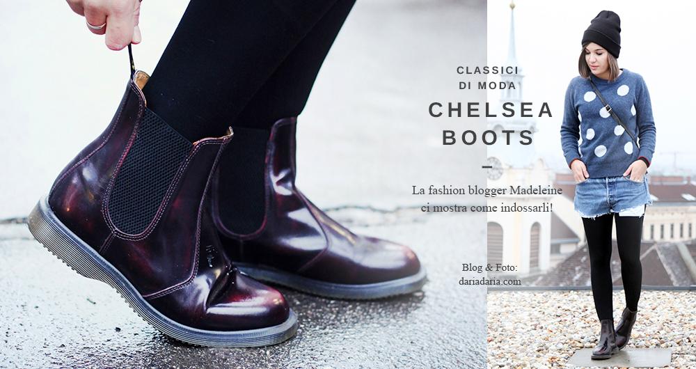 quality design 998d5 d22ca Chelsea boots | I consigli di Madeleine sul magazine di Zalando